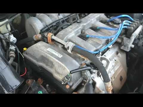С разборки #1  Mazda Capella 1998