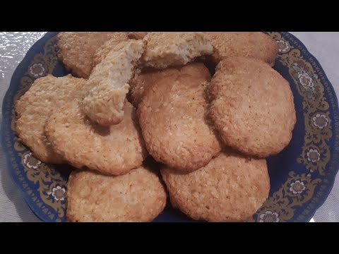 cookies-à-la-noix-de-coco-moelleux-et-très-facile-à-faire-/-كوكي-جوز-الهند-سهل-ولذيذ