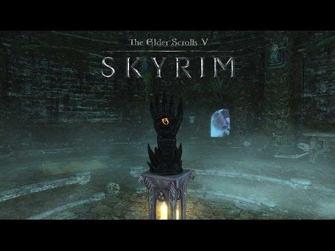 TES 5: Skyrim - Даэдрическая рука в Миддене