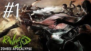Ravaged Zombie Apocalypse #1: Vượt ải như nào!? (Co-op w/ Trollgamerlvmax, kEntiii & Lucgameviet)