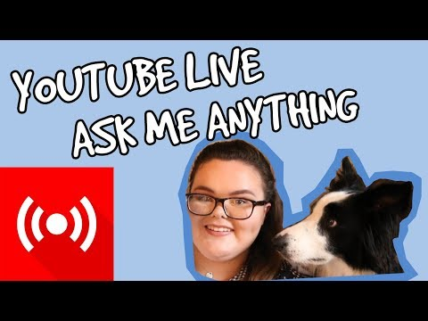 Ask Me Anything with Leah and Milo and HUGE THANKS FOR 200,000 Subscribers - YouTube Live Session
