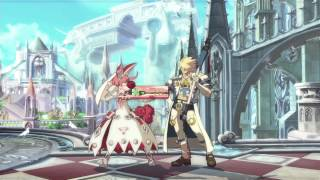 GUILTY GEAR Xrd -SIGN- TGS2014 Trailer