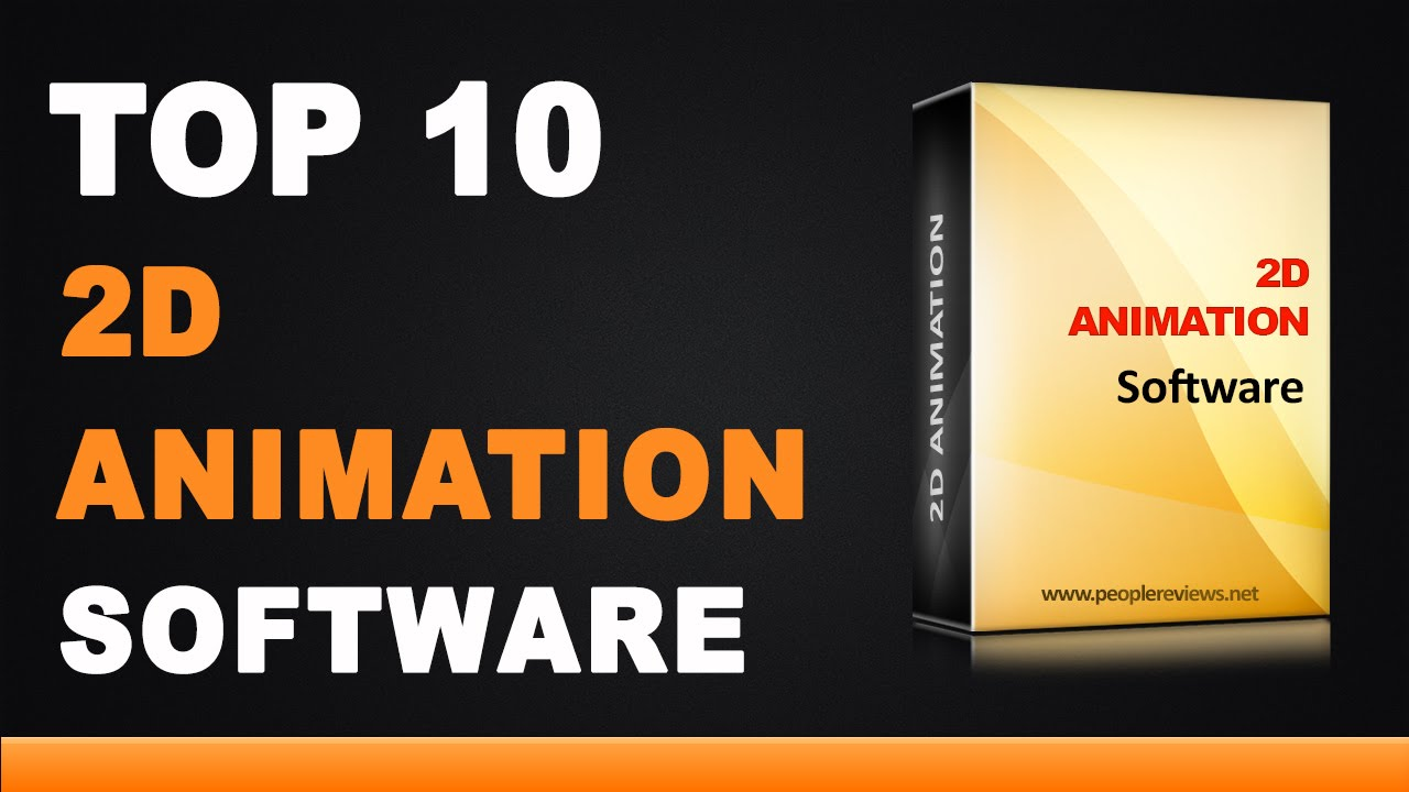 Best 2d Animation Software Top 10 List Youtube