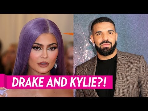 Kylie Jenner Spotted Getting Flirty with Drake