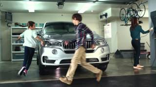 BMW X5 eDrive – Innovations