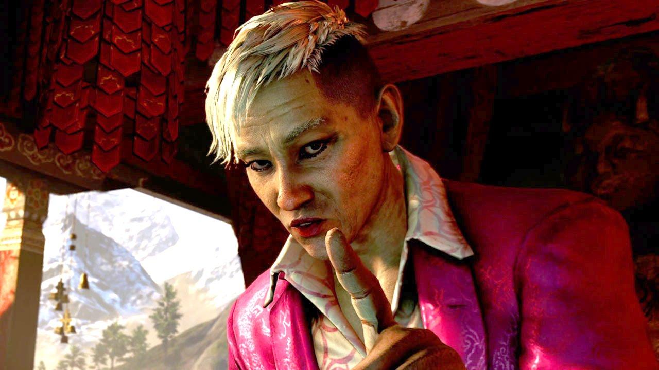 Far Cry 4 Pagan Min Trailer Youtube