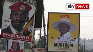 Will Uganda elect a pop star as president?