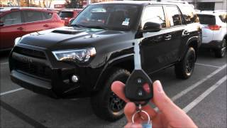 2015 toyota 4runner trd pro walkaround and review