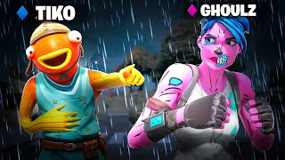 i made ghoulz quit fortnite...