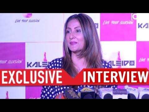 Urvashi Dholakia HOT Interview At Kaleido Restaurant Launch