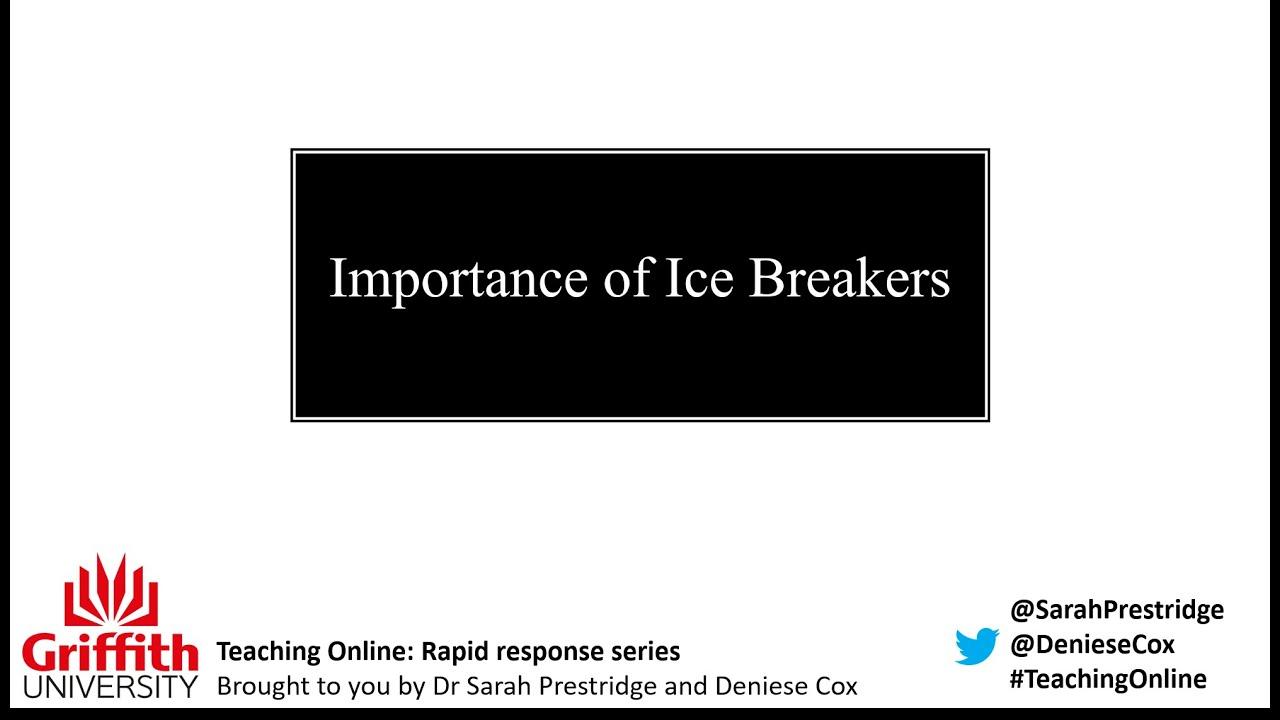Ice Breaker Online