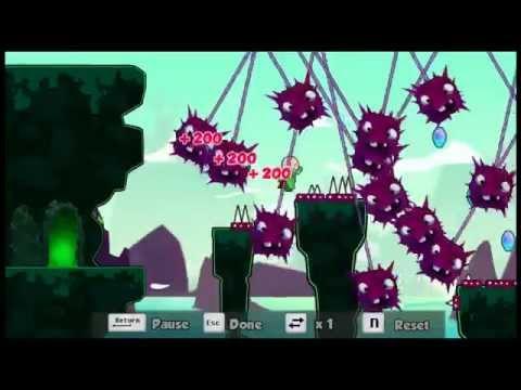 Cloudberry Kingdom - Slow Descent Into Madness - 7 / 15
