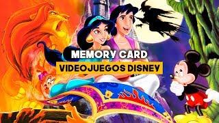Los GRANDES videojuegos DISNEY - Memory Card