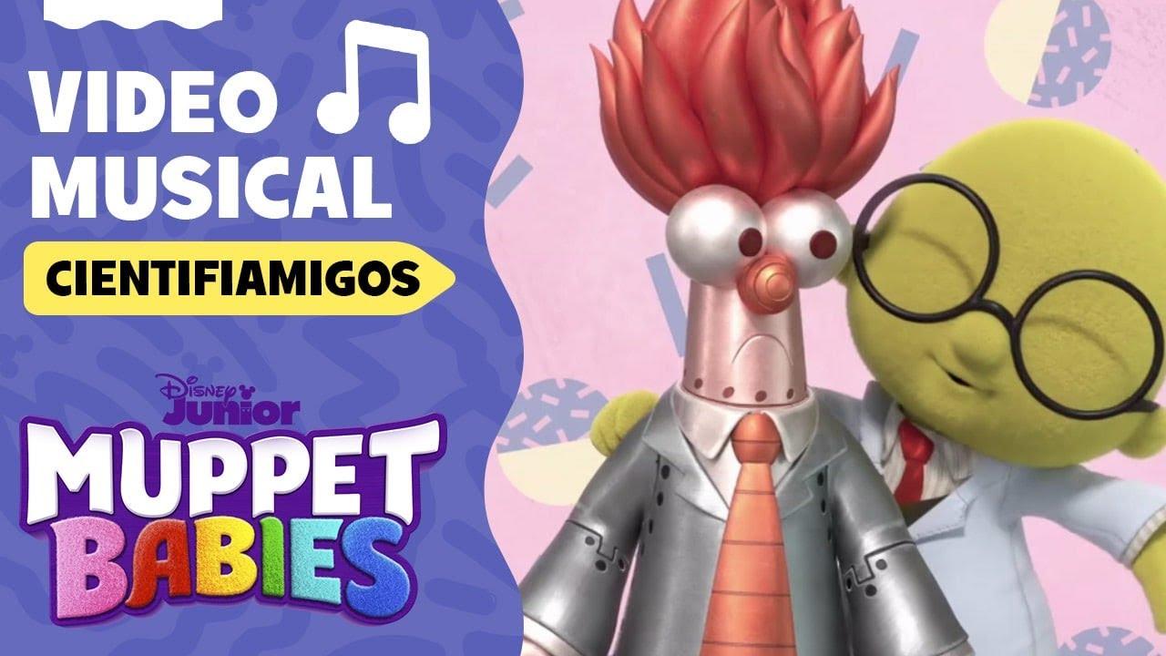 🎶 Cientifiamigos   Muppet Babies