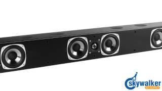 SAG0225K Saga Luxury Edition™ 3.1 Surround Sound System