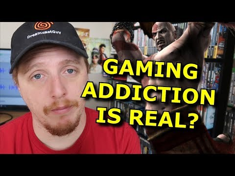 "So Gaming Addiction is now a ""Disease?"" I Don't Believe It...."
