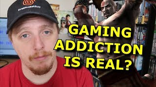 So Gaming Addiction is now a