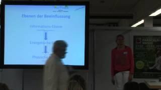 1/2: Claudia B. Mohler: Die wirklichen Ursachen von BurnOut, chronischer Müdigkeit und Depression