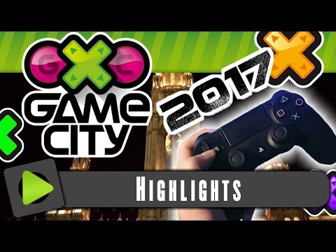 Game City 2017 ✨Highlights des Gaming Events