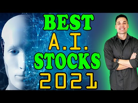 Best Artificial Intelligence Stocks to Buy in 2021!