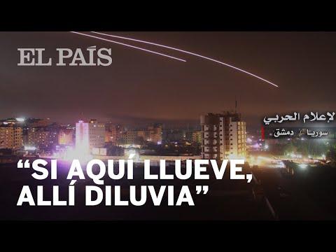 ATAQUE ISRAEL EN SIRIA: