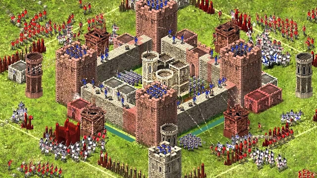 Stronghold kingdom