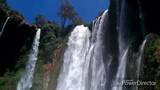 Ouzoud waterfalls,  Morocco