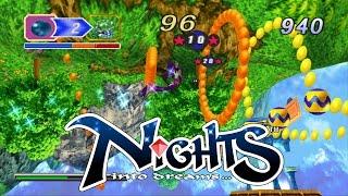 PCSX2 Emulator 1.5.0-1674 | NiGHTS into Dreams... [1080p HD] | Hidden Gem Sony PS2