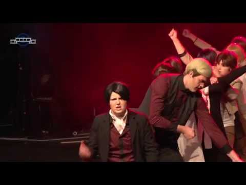 "NipponCon 2016 - Otakus Live mit ""Break the Rules - Attack on Highschool"""