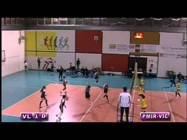 Poggio Mirteto vs APD Vico - 1° Set
