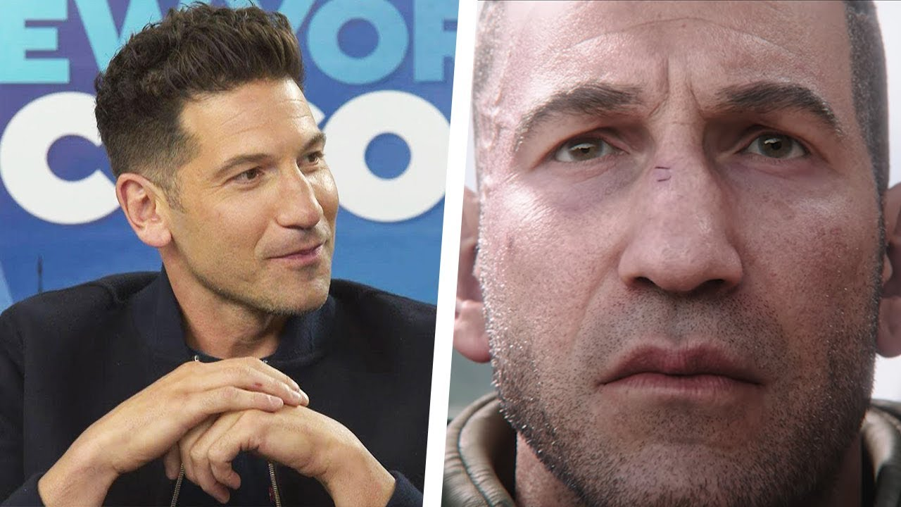 Jon Bernthal Talks Motion Capture for Ghost Recon Breakpoint | New York Comic Con 2019