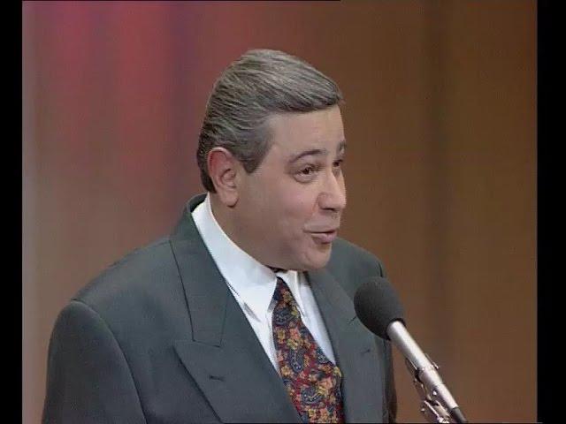 """Е.Петросян — монолог """"Сантехник"""" (1992)"""