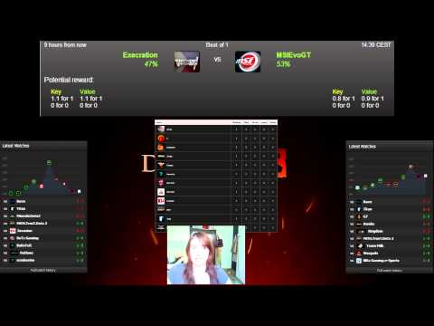 SEA betting with Lily ~ 20 Aug, 2014, Dota 2 Lounge bets