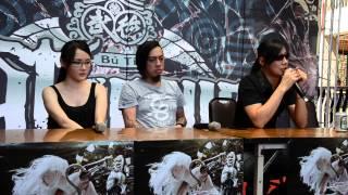 閃靈 CHTHONIC【武德】談心會 Bu-Tik autograph signing events--暮沉武德殿幕後花絮2