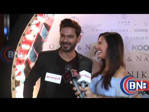 Rochelle Rao & Keith Sequeira At Gauri & Nainika x KOOVS Launch Party