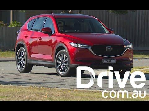 2017 Mazda CX-5 First Drive Review | Drive.com.au