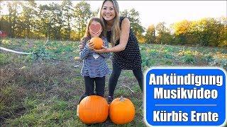 Ankündigung | Clara unzensiert 👧🏻 Kürbis Ernte | Familienzeit bei Gartenarbeit VLOG | Mamiseelen