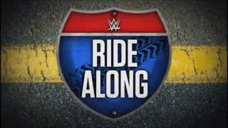 WWE Ride Along, this Season: Trinity & Jon