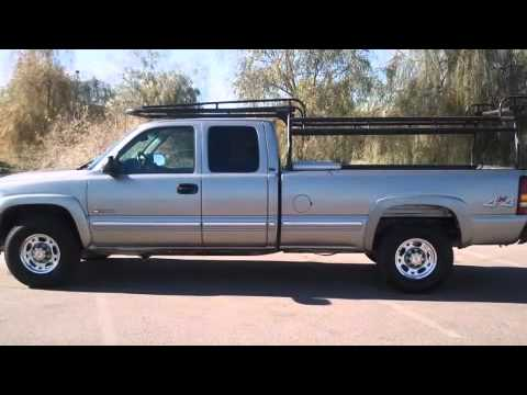 2000 chevrolet silverado 2500 hd extended cab ec youtube. Black Bedroom Furniture Sets. Home Design Ideas