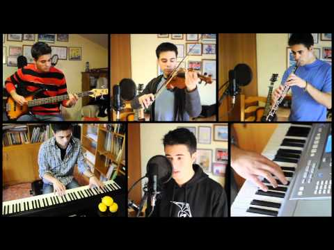 (Cover) Lemon Tree - Fools Garden - One Man Band by Miguel P. Senent