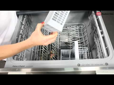 Fisher & Paykel DishDrawer DD60SDFX7 Reviewed By Product Expert - Appliances Online