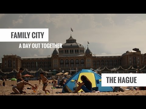 The Hague - A day out with the kids