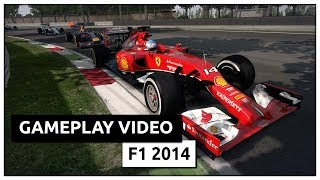 F1 2014 (2014) Gameplay [HD]