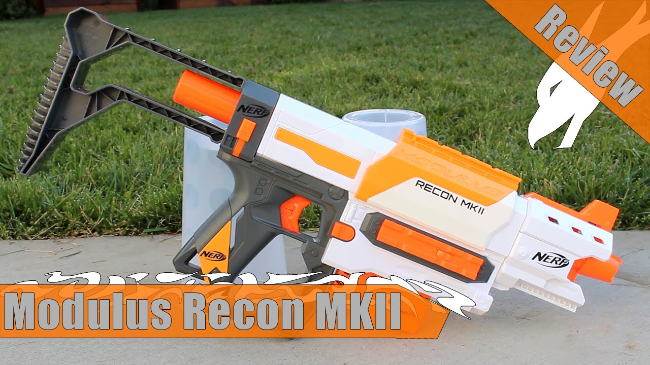 List of Synonyms and Antonyms of the Word: Nerf Recon