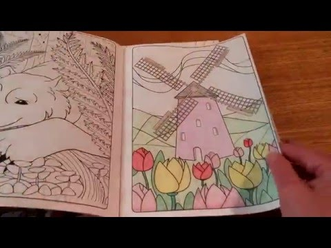 - Adult Coloring Books From Dollar Tree! - YouTube