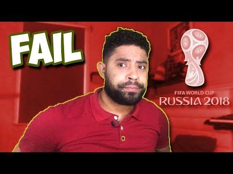 FAIL DEL SORTEO DEL MUNDIAL | ALGO SALE MAL