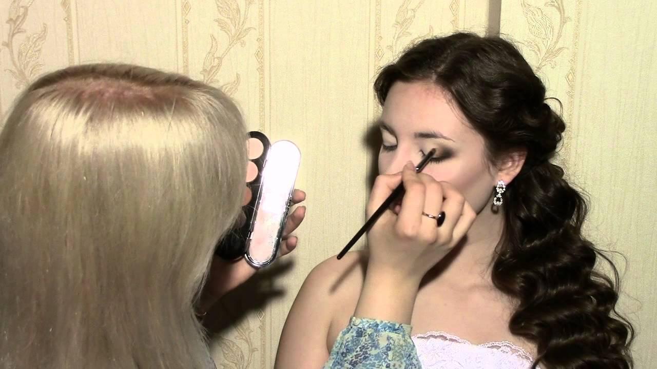 Мастер класс свадебный макияж