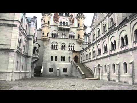 Deutschland - Bayern - Allgäu - Schloss Neuschwanstein + Schwangau 2015