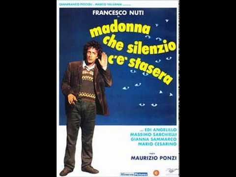 Madonna che silenzio c'è stasera - Giovanni & Francesco Nuti - 1982