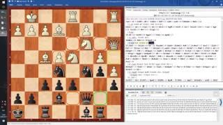 От КМС до Гроссмейстера за 2 года. Смогу ли? Отчёт №42 Второй прорыв! Fritz 6 (2200) (08.08.2017)